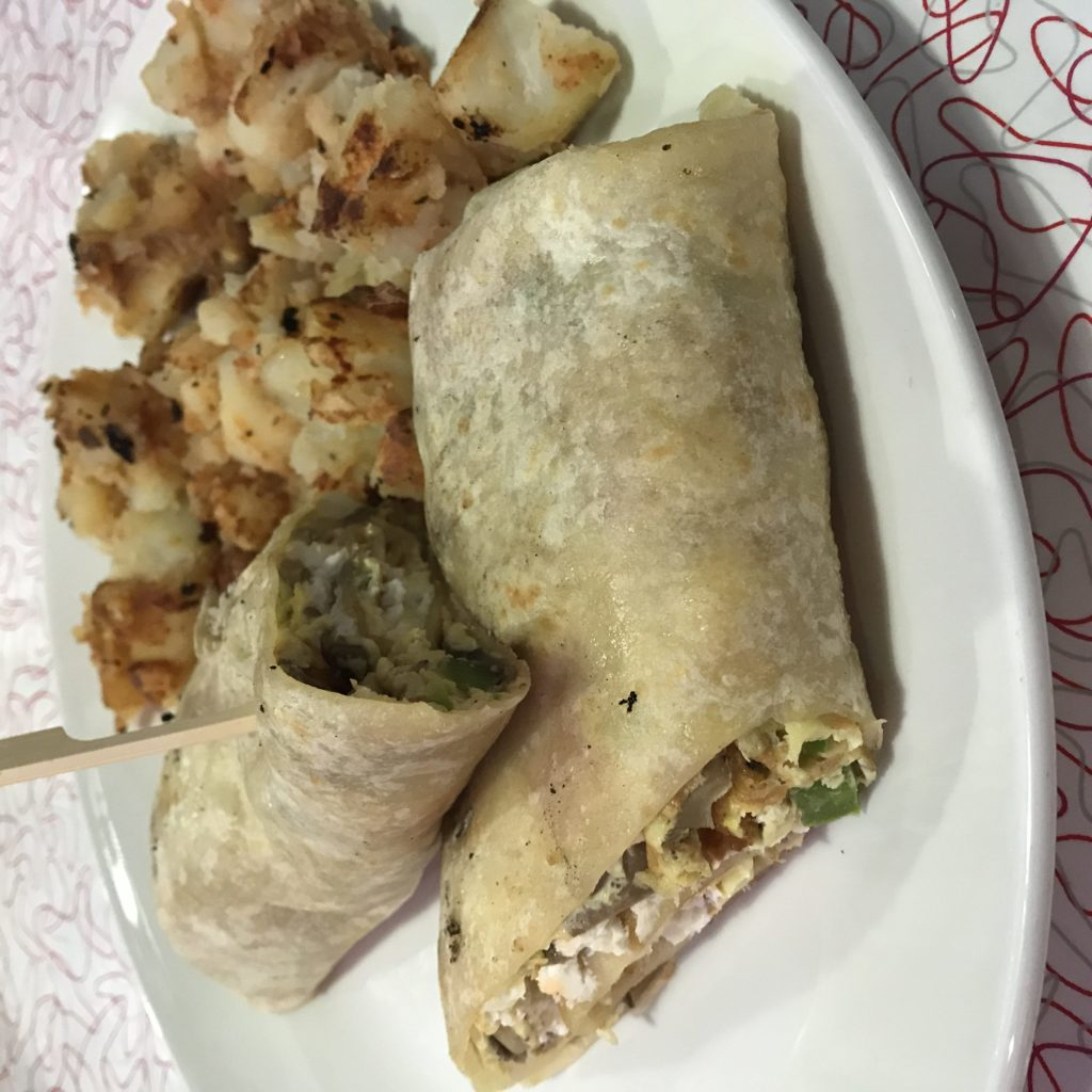 Hot On The Street - Kitchen Renovations - Egg Wrap