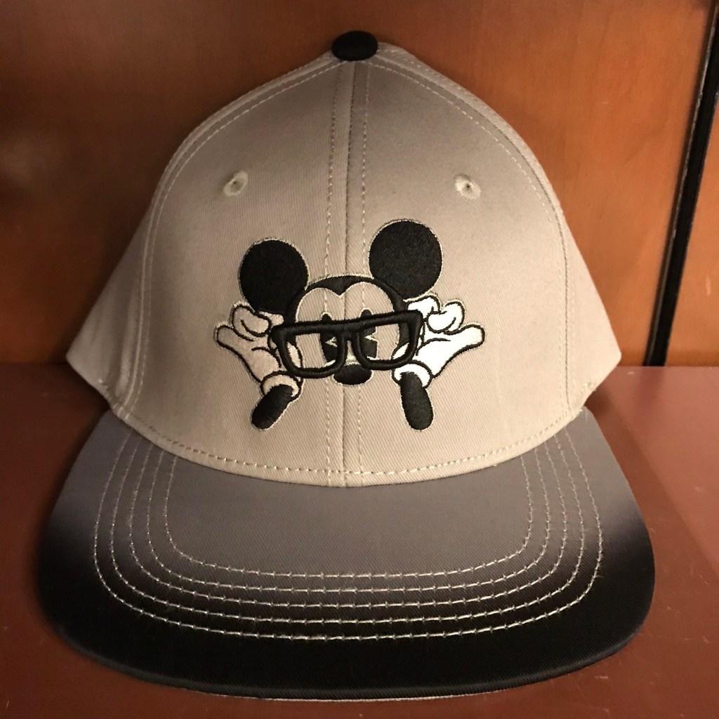 Mickey Mouse Glasses Hat Walt Disney World