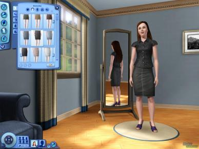 Sims 3 Character Creation