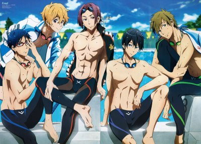 Why Free! Iwatobi Swim Club is the best anime ever!