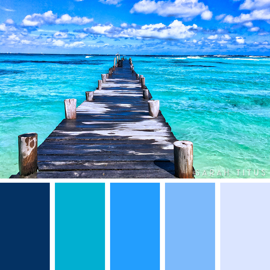 25 Best Travel Destinations Color Palettes Sarah Titus From Homeless To 8 Figures