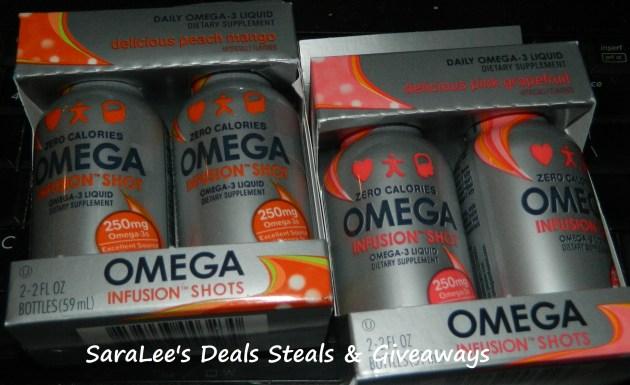 Omega Infusion Shots