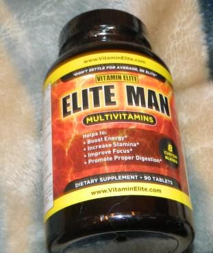 Elite Man Multivitamins
