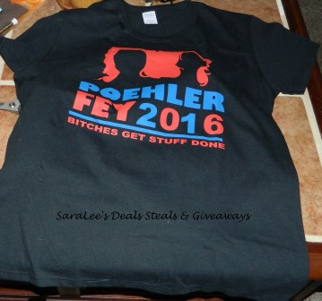 Poehler Fey 2016 For President