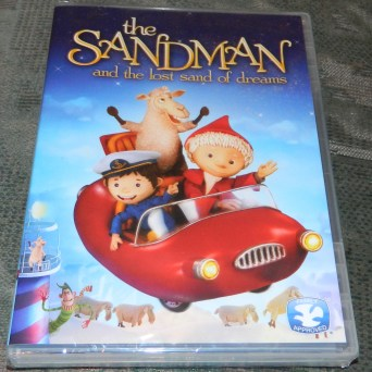 The Sandman And The Lost Sand Of Dreams DVD