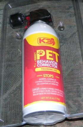 Perfect Pet Behavior Corrector Stops Unwanted Behavior in Any Pet