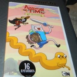 Cartoon Network: Adventure Time - The Enchiridion DVD