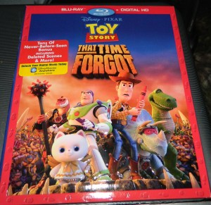 Toy Story that Time Forgot BD + Digital HD