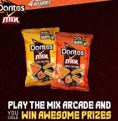 Frito-Lay - DORITOS Mix Arcade Instant Win Game