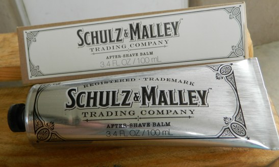 Schulz & Malley: After Shave Balm