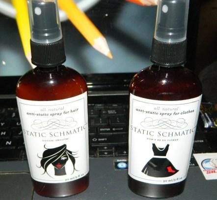 Static Schmatic - Basic Essentials, Hair & Clothes Set