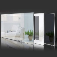 "24"" Waterproof Bathroom Mirror LED TV"