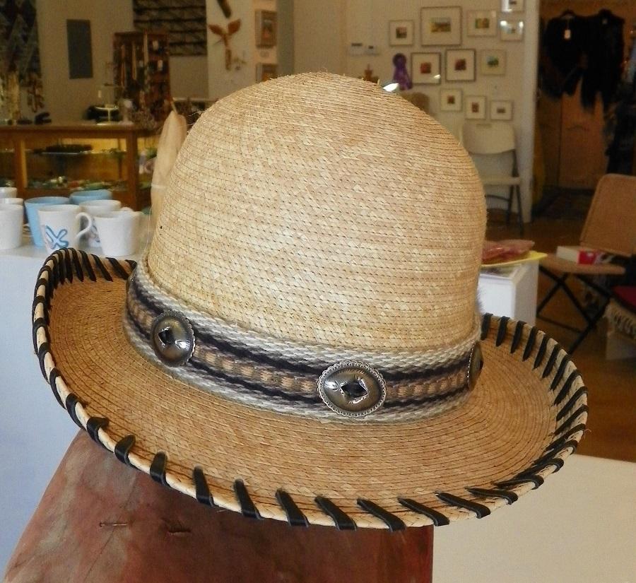 Patricia Wolf Derby Hat