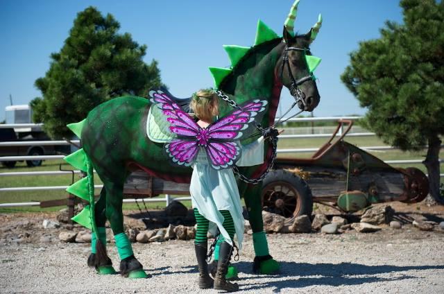 Halloween Horse Costume Ideas