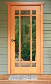 Sash Door & Custom Wood Doors | Saratoga Woodworks ...