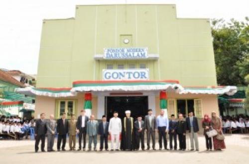 Kemenag Ponorogo Kementerian Agama Ri Kantor Wilayah Jawa Timur — Prinsip Pendidikan Di Pondok Pesantren Modern Gontor Ponorogo