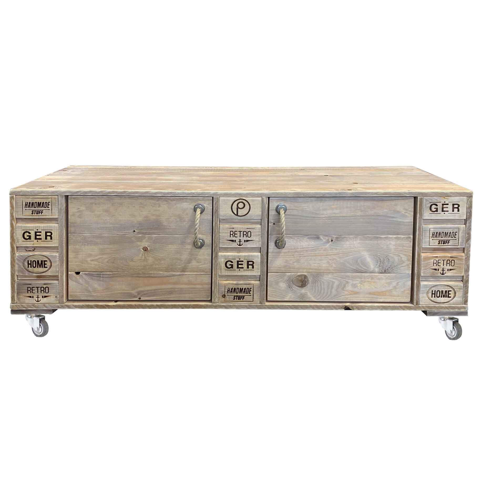 Kommode Sideboard ᐅ Sideboard Kommode Tv Board Dein Palettenmöbel Shop
