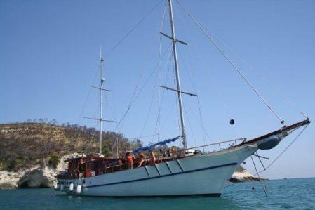 tremiti in barca SaritaLibre.it_09