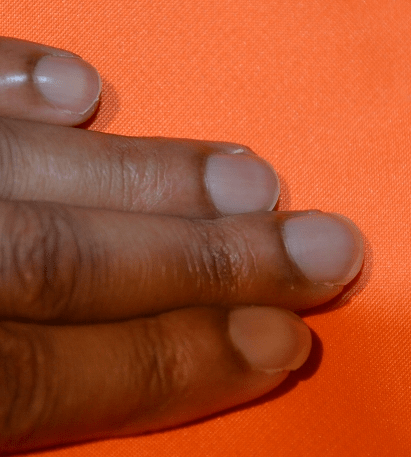 PIcture of my Sarod Nails