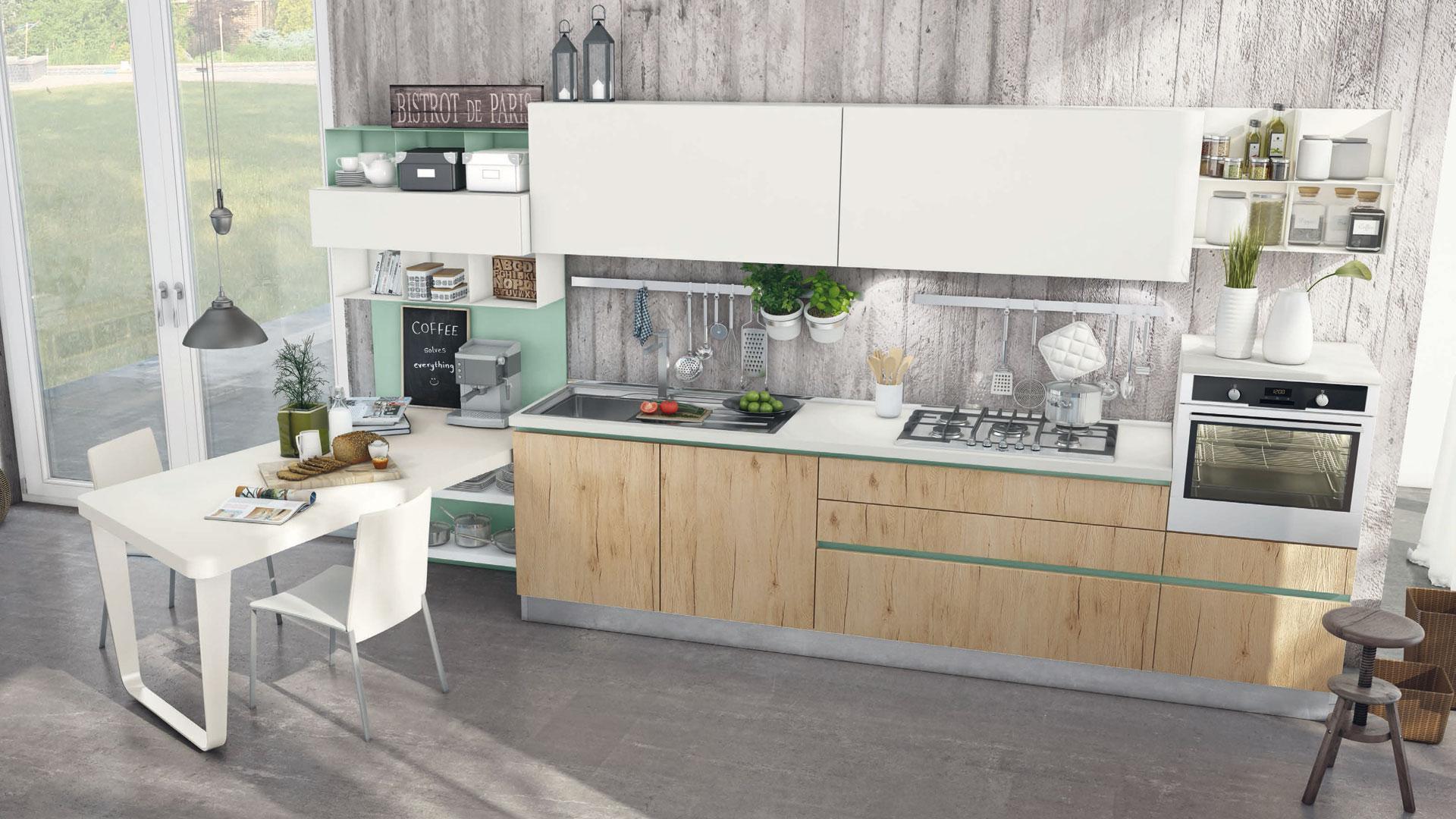 Cucine Lube Rapporto Qualità Prezzo | Cucine Ikea