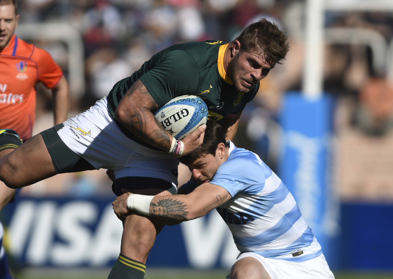 Springbock Hocker Players Warned To Cover Tattoos At Rugby World Cup