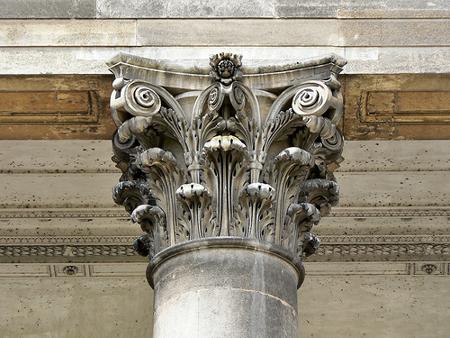 Greek Art / Corinthian Architectural Order