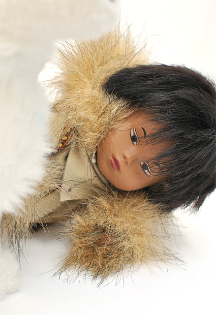 Eskimo baby 2
