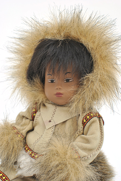 Eskimo baby 3