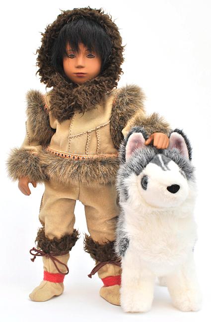 Eskimo boy 2