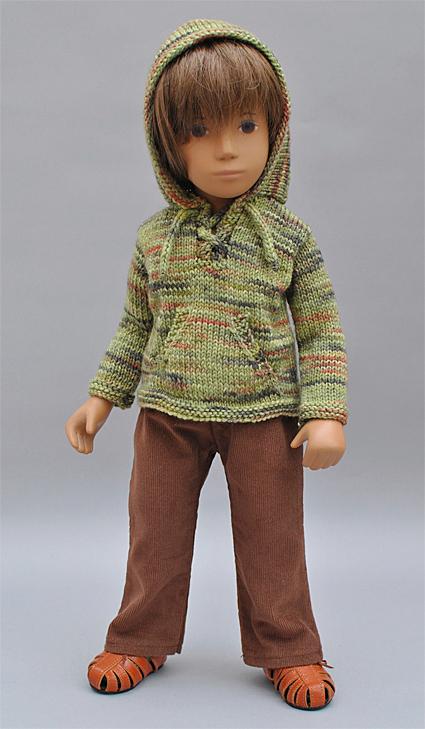 Green Knitwear 2