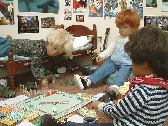 Monopoly 21