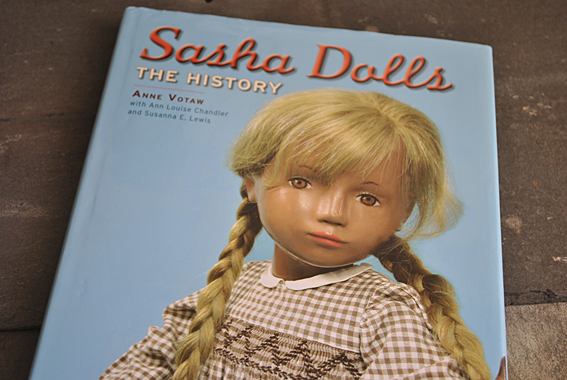 Sasha Dolls the History
