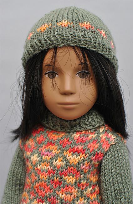 Orange Knitwear 15