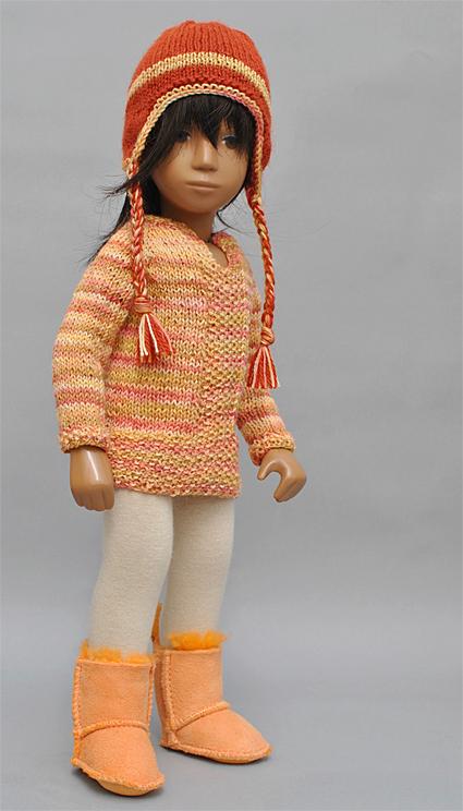 Orange Knitwear 21