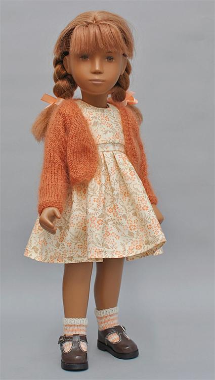 Orange Knitwear 29
