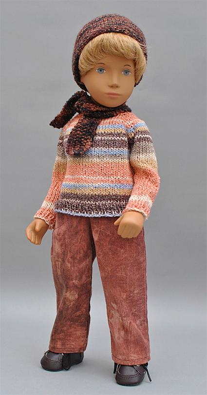 Orange Knitwear 5