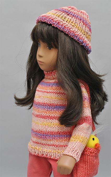Orange Knitwear 9