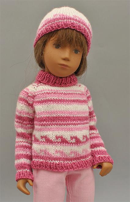 Pink Knitwear 2