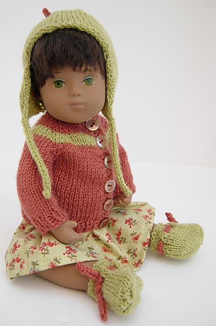 Red Knitwear 14