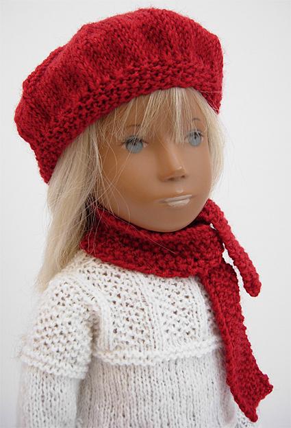 Red Knitwear 2