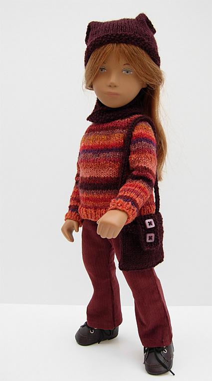 Red Knitwear 4