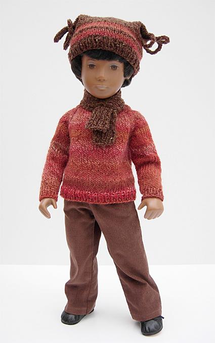 Red Knitwear 8