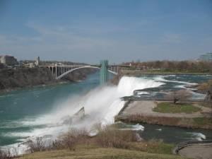 Niagara Falls from the US
