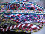 Pile of braids