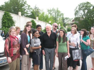 Christopher Plummer and his fans