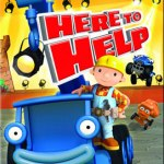 Building Friendships Bob The Builder Here To Help DVD Movie Review