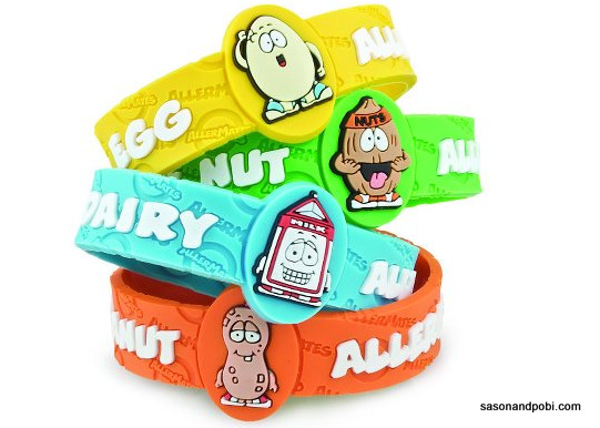 Allergy Wristbands For Kids