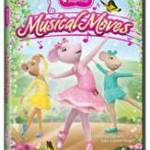 Ballet DVD For Girls Angelina Ballerina Musical Moves DVD Sweepstakes