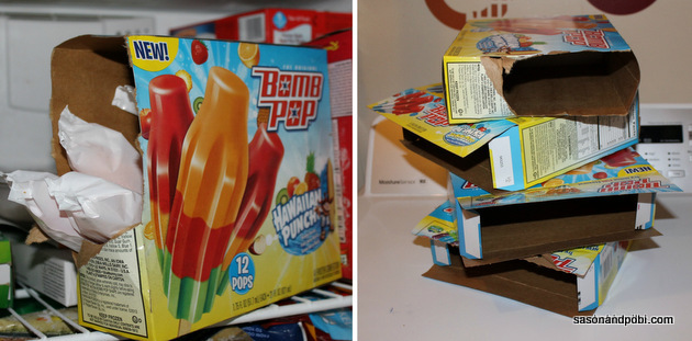 Cool Off This Summer With Bomb Pops