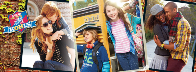 Do All Your Back To School Shopping At Kohl's